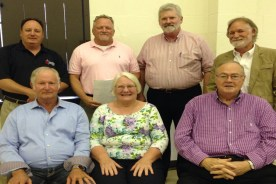 Methodist Churches Honor Pastors