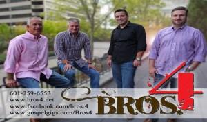 Bros.4 in Concert @ Harrisville Baptist church