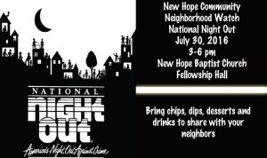 New Hope National Night Out