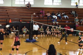 Mendenhall Girls Volleyball