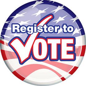 Deadline to Register to Vote