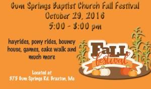 Gum Springs Baptist Church