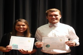 Mu Alpha Theta Inductees from Simpson County