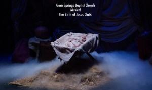 Gums Springs Baptist Church