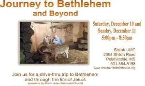 Journey to Bethlehem & Beyond