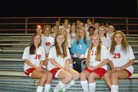 Magee Girls Soccer Team