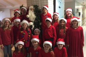 Singing the Songs of Christmas