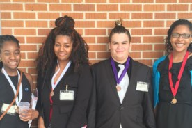 DECA District Competition at Jones County Junior College