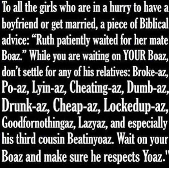 """""""Waiting on Your Boaz"""": Everything Wrong With How We Read Ruth 