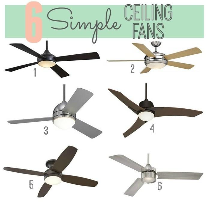 6 fans