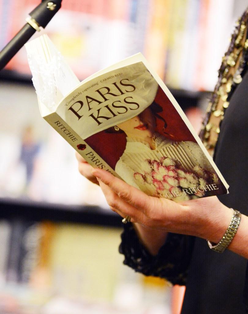 Paris Kiss Launch