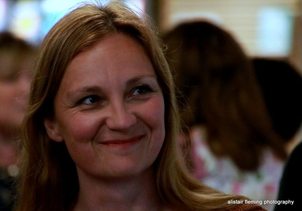 Writer Paula Hunter
