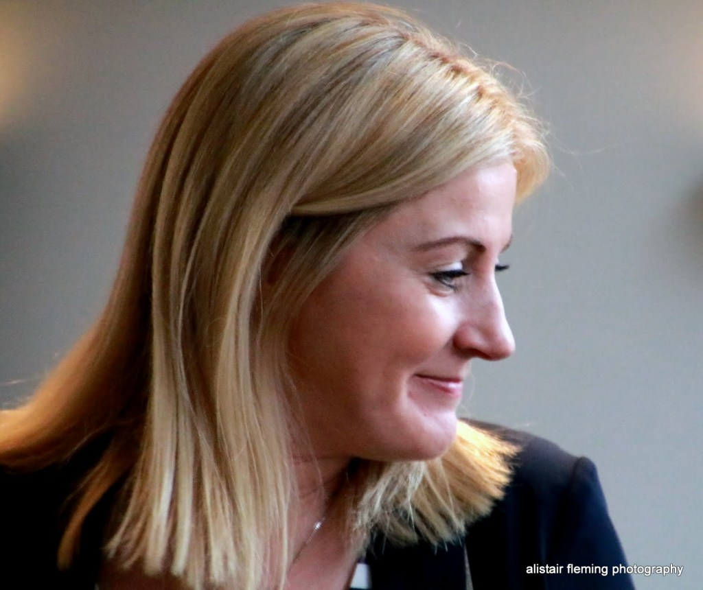Social media expert Annie Boyd
