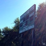 The scoreboard on the Rugby Field of Babson