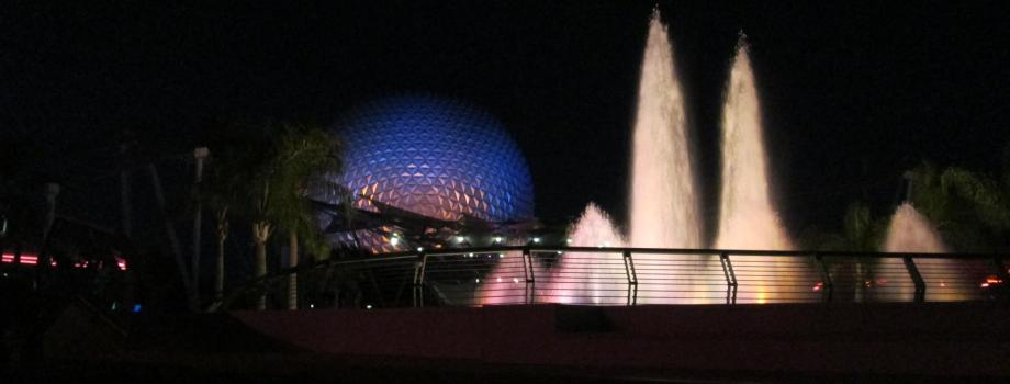Epcot's Fountain of Nations: Aquatic Entertainment for All!
