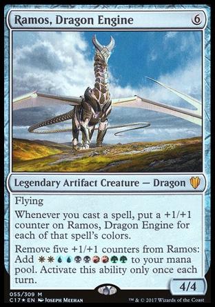 Ramos, Dragon Engine