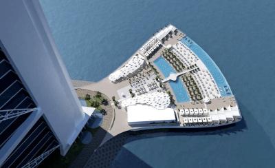 Magic of Miles New Luxury Burj Al Arab Terrace Unveiled - Magic of Miles