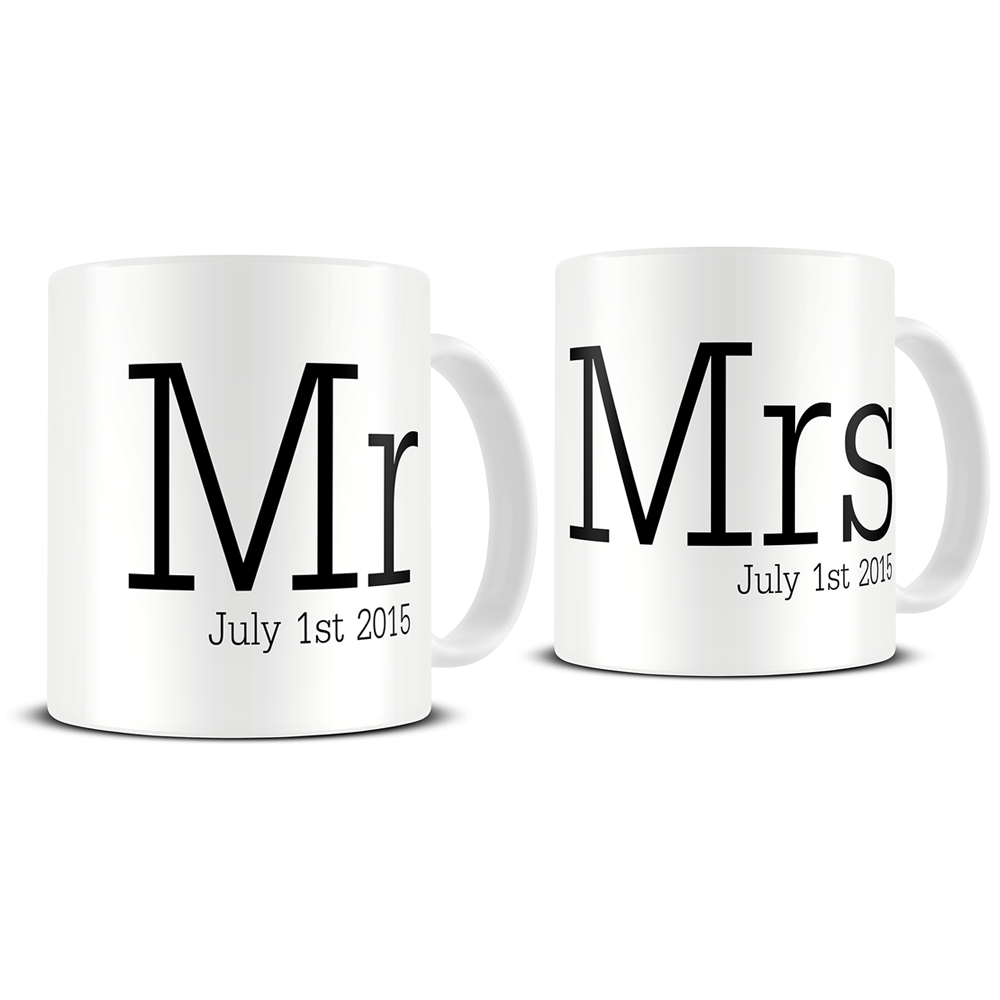 Mesmerizing Mrs Typography Coffee Mug Set Coffee Mug Sets Uk Coffee Mug Sets Walmart Mrs Mugs Personalized Mr Personalised Mr furniture Coffe Mug Sets
