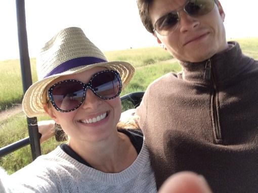 Bring a Sweater on Safari