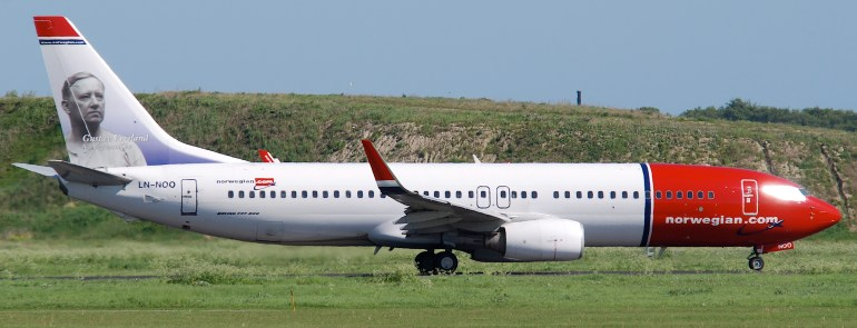 Norwegian Air Shuttle Dreamliner photo by Aero Icarus