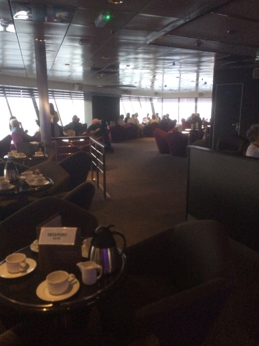 Entertainment on Board the DFDS Seaways Pearl