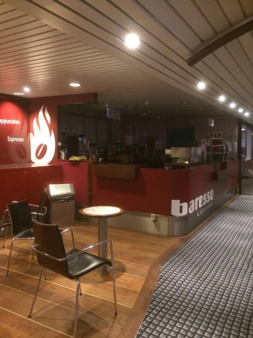 Dining Options on DFDS Seaways Pearl