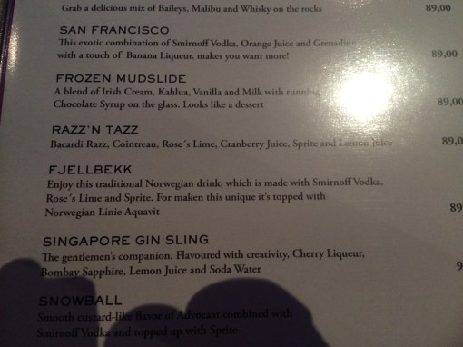 The most Scandinavian Drinks