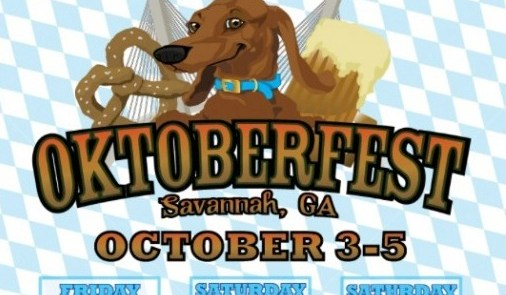 Oktoberfest in Savannah, GA