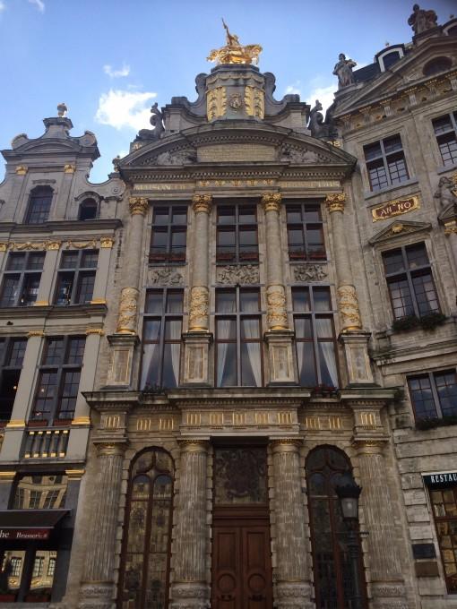 Brewers House- Brussels, Belgium