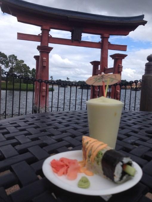 Epcot Japan Pavillion