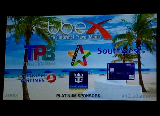Tbex North America 2015 in Fort Lauderdale