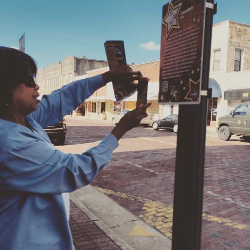 The North Louisiana Film Trail in Minden, LA