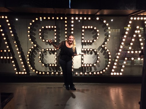 The Abba Museum in Stockholm. I think I want to get married here... and also to here.