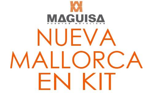 Banner maguisa nueva mallorca en kit