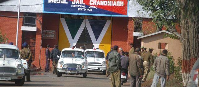 Burail jail Chandigarh