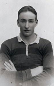 Alf 'Smacker' Blair.  Source: Ancestry.com