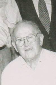 Bob Sullivan at a Maher Cup reunion