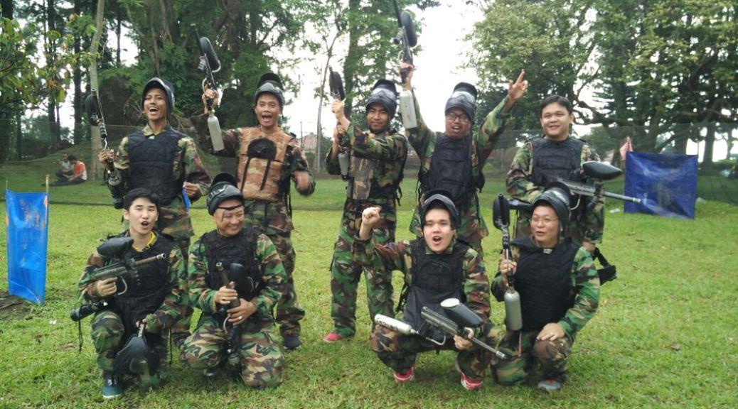 team building hyamn group - team spirit
