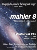 MahlerFest XXII - 2009 Program Book