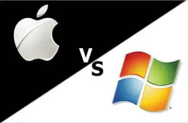 أيما أفضل نظام تشغيل الويندوز PC، أم نظام تشغيل Mac؟