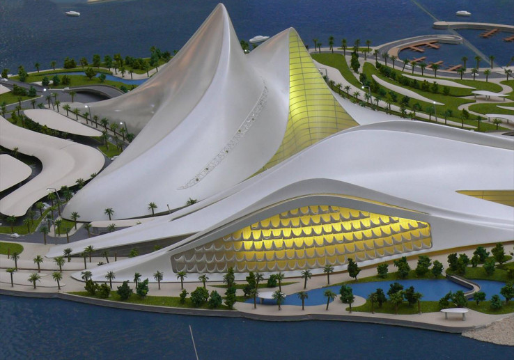 دار الأوبرا في دبي