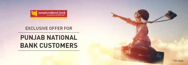 Makemytrip PNB Offer