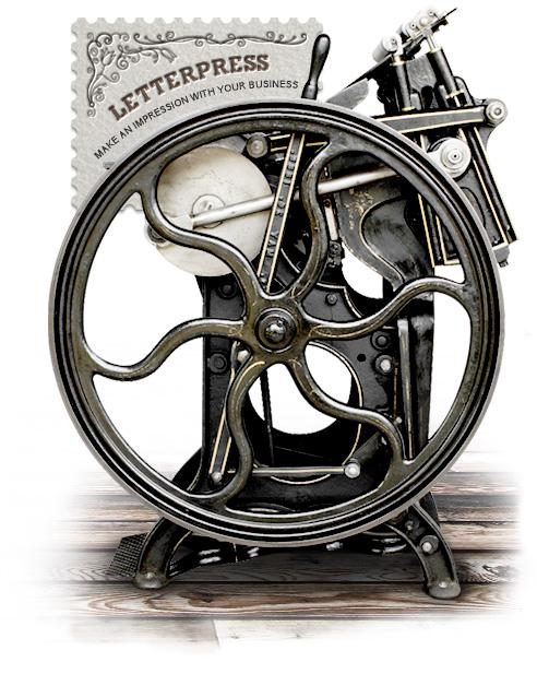 Lyme Bay Press - Letterpress Printing Press