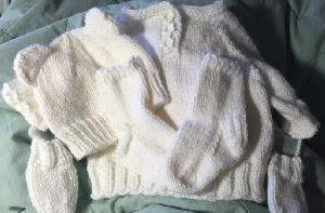 Peggy Sweater Set