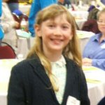 Anna – 2007 Junior Beekeeper of the Year