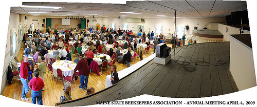 Maine State Beekeepers Annual Meeting and Conference 2009