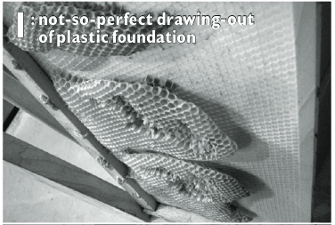 Plastic foundation