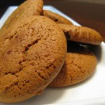 Stan Brown's Soft Molasses Cookies