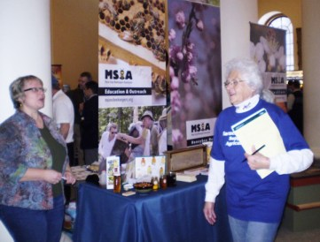 Ag Day at the Legislature - Maine State Beekeepers Association