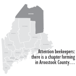 Beekeeping Group Forming in Aroostook County